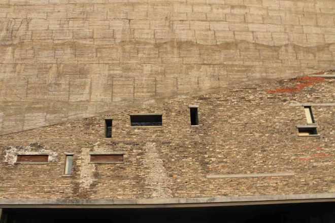 Wang Shu's Ningbo Museum (2008)