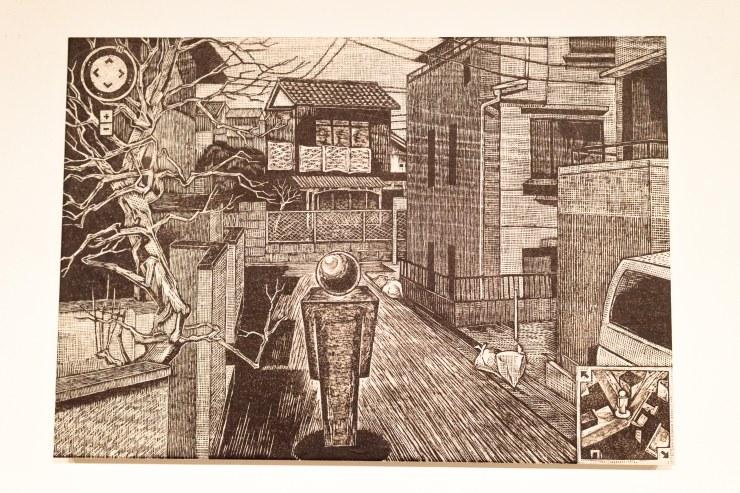 Kazama Sachiko; Nonhuman, National Taiwan Museum of Fine Arts, Taichung, Taiwan
