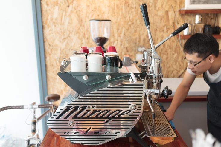 Mirage Veloce Espresso Taiwan Taichung